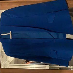 Truth & Pride Xs blue blazer